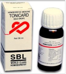 <b>TONICARD - Heart protection</B><BR>1 bottle of 30ml <BR>SBL cie
