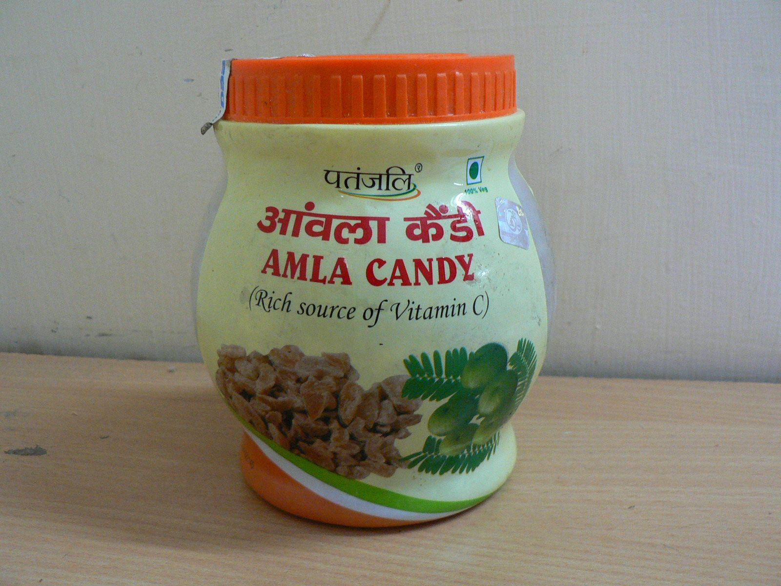<b>AMALAKI CANDY- WHOLE FRUIT</b><br>DIVYA - Emblica Officinalis<BR>AMLA / NELLIKAI CANDY IN PIECES<BR>ORGANIC AND WILD<br>500 grs