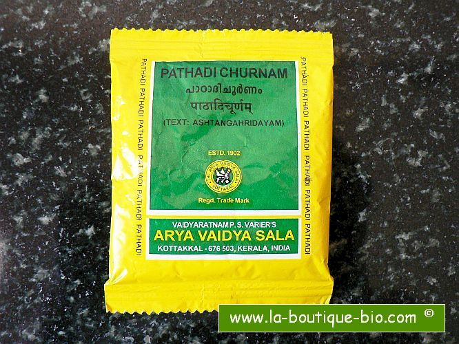 <B>PATHADI CHURNAM</B><BR>AVS - 10 grs