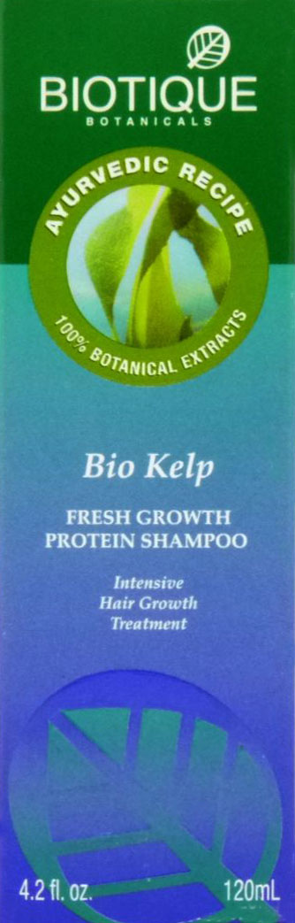 <b>CLEANSER FOR FALLING HAIR</b><br>BIO KELP - KELP THERAPEUTIC<br>120 ml