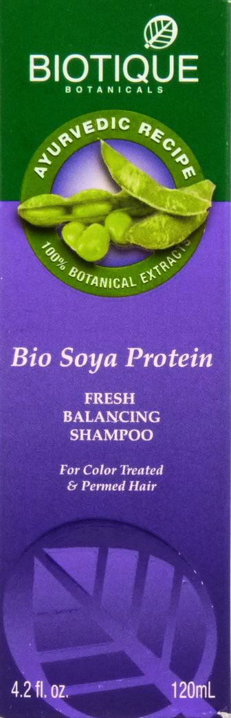 <b>CLEANSER SPECIAL PERMED AND BLOW DRYED HAIR</b><br>BIO SOYA PROTEIN<br>120 ml