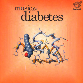 SA236<br><B>MUSIC FOR DIABETES<BR>Dr MYTHILY - INSTRUMENTAL</B>