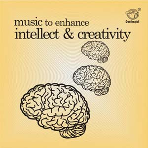 SA382<br><B>MUSIC TO ENHANCE INTELLECT AND CREATIVITY<BR>Dr MYTHILY OF APOLLO HOSPITALS</B>