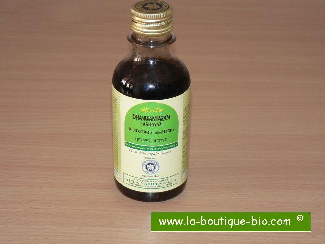 Dhanwantaram kashayam avs 200 ml for 94 castor eau
