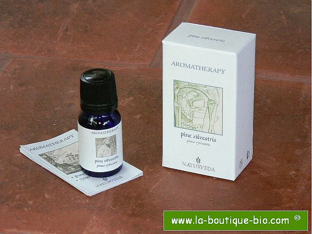 <B>HE - PIN SYLVESTRE</B><br>Pinus Sylvestris<br>NAT - 100% NATUREL<br>10 ml