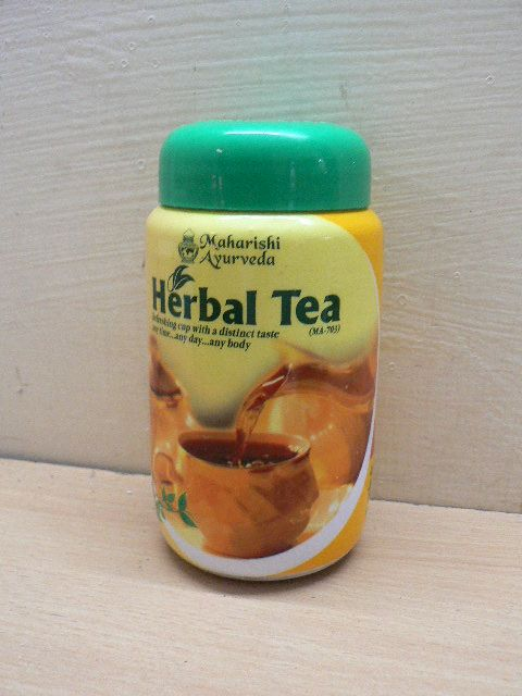 <b>MAHARASHI HERBAL TEA</B><BR>Maharashi - HERBAL TEA<BR>100 grs