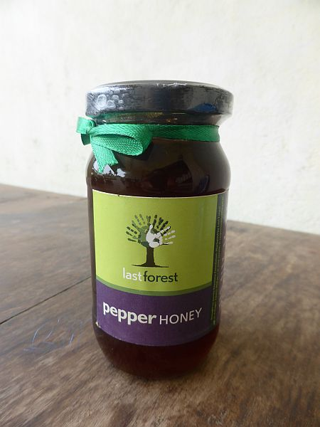 <b>WILD PEPPER FOREST HONEY - BROWN</b><br>KEY - Harvested by tribals from Nilgiris<br>250 grs