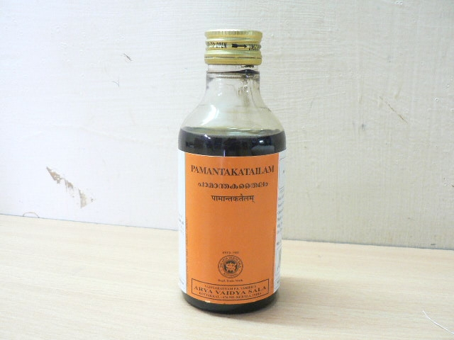 <B>PAMANTAKA TAILAM</B><BR>AVS - 200 ml