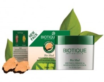<b>REJUVENTAIVE AND SKIN TIGHTENING CREAM</b><br>BIO MUD PACK<br>75 grs