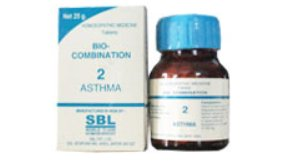 <b>02 - Bio Combination </B><br><b>ASTHMA</B><br>net 25g - SBL