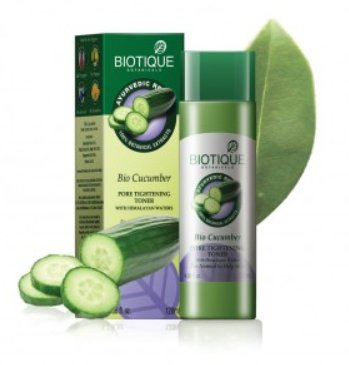 <b>FACE FRESHENER</b><br>BIO - CUCUMBER WATER<br>120 ml