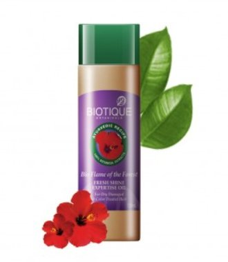 <b>For Dry damaged hair or color treated hair </b><br>BIO FLAME OF THE FOREST<br>120 ml