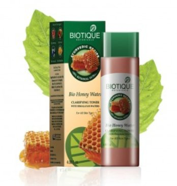 <b>TONIQUE POUR LE VISAGE</b><br>BIO - HONEY WATER<br>120 ml