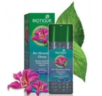 <b>HAIR REGROWTH LOTION</b><br>BIO EBONY - MOUNTAIN EBONY<br>120 ml