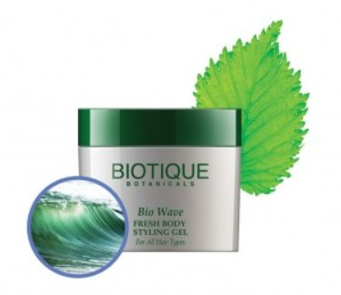 <b>HAIR GEL</b><br>BIO WAVE - OCEAN WAVE<br>50 grs
