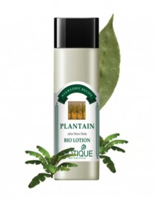 <b>BALM AFTER SHAVE</b><br>BIO PLANTAIN<br>120 ml