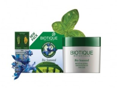 <b>DAY CREAM<br> AROUND THE EYES</b><br>BIO WEED - SEAWEED EYE GEL<br>15 grams