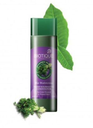 <b>CONDITIONER FOR DAMAGED HAIR</b><br>BIOWATER CRESS HAIR SALAD<br>120 ml