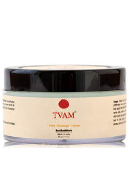 <b>TVAM FOOT CREAM</b><br>TVAM<br>50 GM