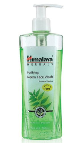 <b>AYURVEDIC FACE WASH<br></b>HIM - PURIFYING NEEM FACE WASH<BR>Neem, Turmeric and Vetiver<br>200 ml