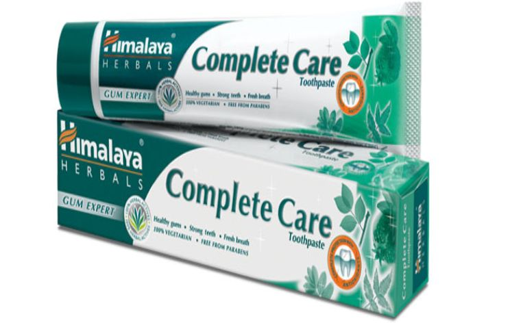 <b>HIMALAYA TOOTH PASTE - COMPLETE CARE<br></B>Complete care - Tube of 40 grs