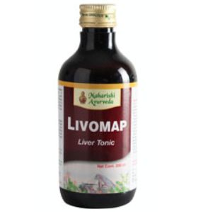 <b>MAHARISHI LIVOMAP TONIC</B><BR>AGA - 1 bottlle of 200 ml