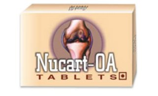 NUCART - OA - TABLETS - 1 BOX OF 2 BLISTERS COMBIPACK