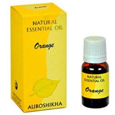 <B>HE - ORANGE</B><br>Citrus aurantium<BR>AUROSHIKA - 100% NATURAL<br>10 ml