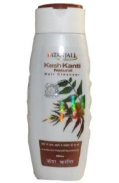 <B>SHAMPOOING NATURAL</B><BR>Patanjali Kesh Kanti - Natural - 200ml