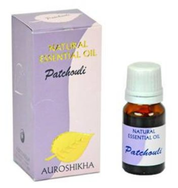 <B>HE - PATCHOULI</B><br>Pogostemon cablin<BR>AUROSHIKA - 100% NATUREL - PATCHOULI<br>10 ml