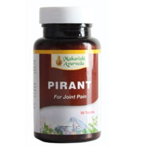 <b>MAHARISHI PIRANT TABLETS</B><BR>JPOINT PAINT RELIEF<BR>AGA - 50 tablets x 500 mg