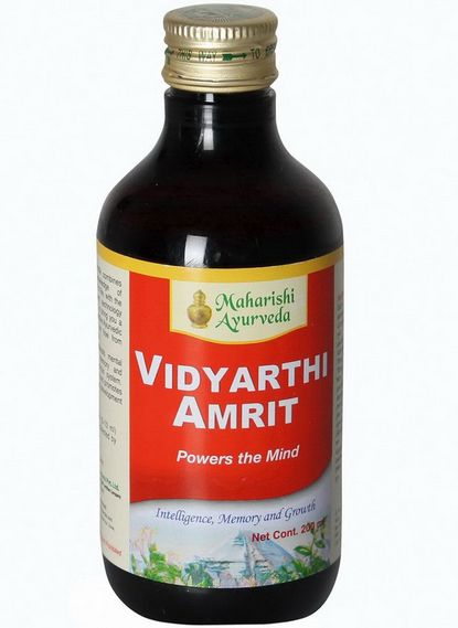 <b>MAHARISHI VIDYARTHI AMRIT</B><BR>AGA - 1 bottle of 200 ml