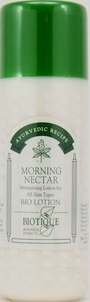 <b>LOTION NOURRISSANTE HYDRATANTE</b><br>BIO MORNING NECTAR<br>210 ml