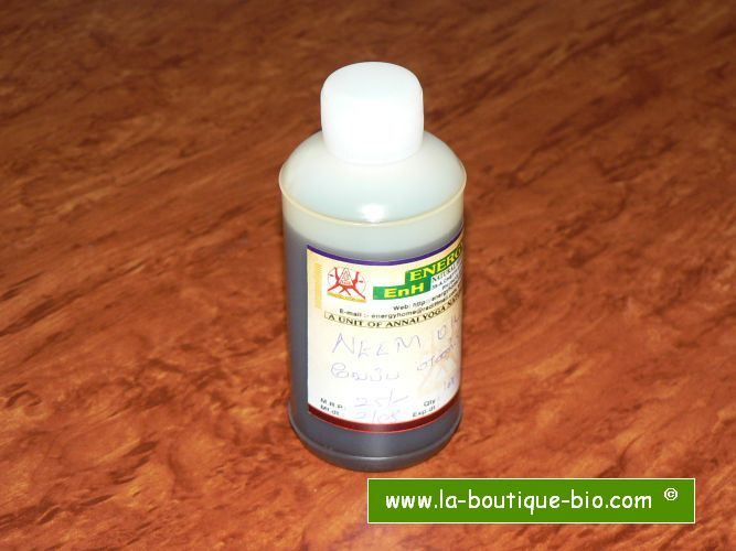<b>NEEM OIL</b><br>ENH - ORGANIC CULTIVATION<br>Azadirachta Indica<BR>Bottle of 100 ml