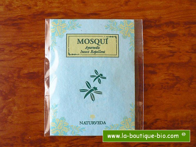 <B>MOTH REPELLENT</B><BR>NAT - PERFUMED SACHET<BR>MOSQUI SACHET BIG<BR>1 BIG SACHET