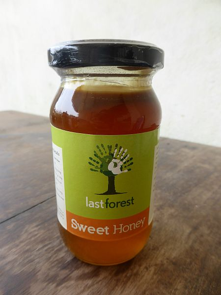 <b>SWEET FOREST HONEY - BROWN</b><br>KEY - Harvested by tribals from Nilgiris<br>250 grs