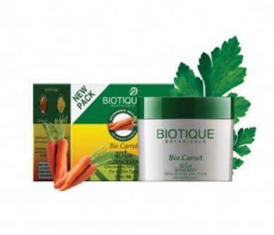 <b>PROTECTIVE SUN CREAM SPF-40</b><br>BIO PRO SPF-40 - CARROT PROTECTIVE CREAM<br>Carrot and natural vitamines<br>55 grs