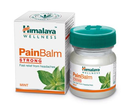 <b>PAIN BALM STRONG - MINT</B><BR>HIM - PAIN BALM<br>10 grs