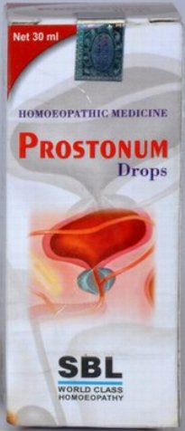 <b>PROSTONUM - Enlarged Prostate problems</B><br>1 bottle of 30ml<br>SBL cie